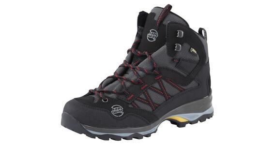 Hanwag Belorado Mid Lady GTX Trekking Shoes Women black